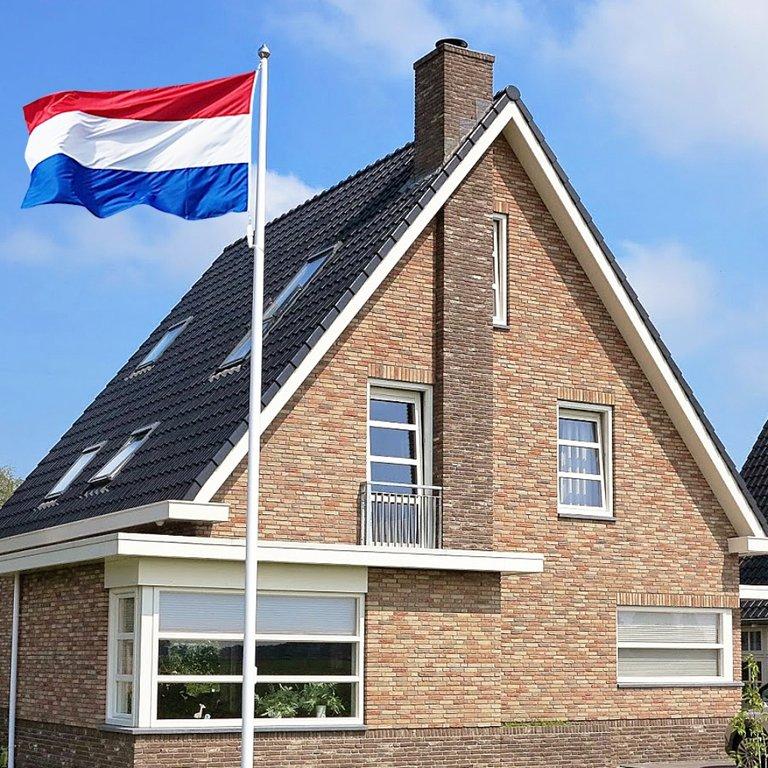 Tips voor een sterke Nederlandse vlag